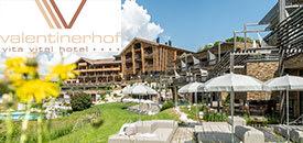 VALENTINERHOF Vita Vital Hotel